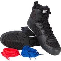 Blitz Adult Titan Boxing Boots - Black - 10 Uk / 44 Eu