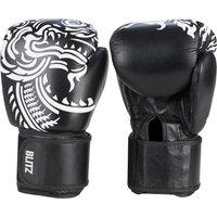 Blitz Firepower Muay Thai Boxing Gloves - Black - 14oz