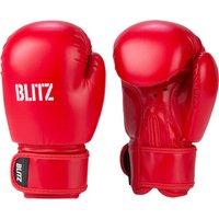 Blitz Kids Omega Boxing Gloves - Red