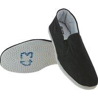 Blitz Adult Cotton Sole Kung Fu Shoes - 45 Eu / 11 Uk