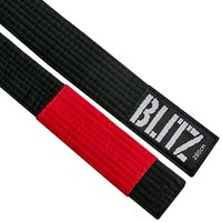 Image of Blitz BJJ Rank Belt - Black