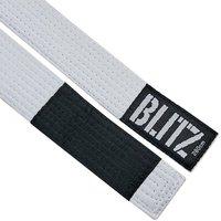 Image of Blitz BJJ Rank Belt - White