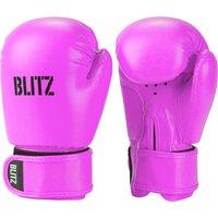 Blitz Kids Omega Boxing Gloves - Neon Pink