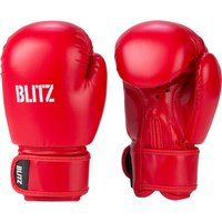 Blitz Kids Omega Boxing Gloves - Red