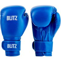 Blitz Kids Training Boxing Gloves - Blue - 10oz
