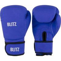 Blitz Odyssey Washable Boxing Gloves - Blue - 14oz