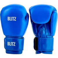 Blitz Pro Boxing Gloves - Blue - 14oz