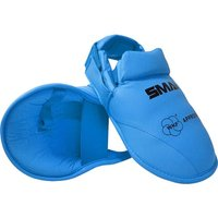 Image of SMAI WKF Approved Foot Guards - Blue