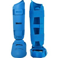 Image of SMAI WKF Approved Shin & Instep - Blue