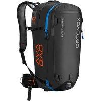 Ortovox Ascent 30L Avabag Without AVABAG Unit black anthracite