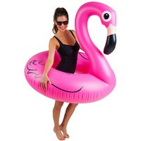 Big Mouth Toys Pool Float Pink Flamingo pink flamingo