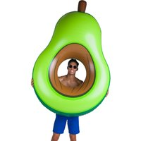 Big Mouth Toys Pool Float Giant Avocado avocado