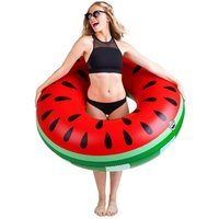 Big Mouth Toys Pool Float Giant Watermelon watermelon
