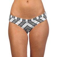 Bademode - Rip Curl Mirage Lineup Revo Cheeky Bikini Bottom black  - Onlineshop Blue Tomato