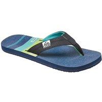 Reef HT Prints Sandals aqua green