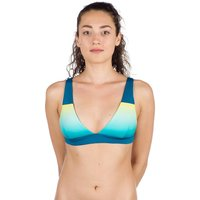 Bademode - Rip Curl My Backyard Mirage Pacific Light Haltert Bikini Set moroccan blue  - Onlineshop Blue Tomato