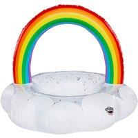 Big Mouth Toys Pool Float Rainbow Cloud rainbow cloud