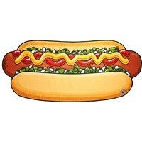 Big Mouth Toys Hot Dog Beach Towel hot dog