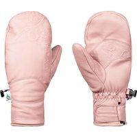 Handschuhe für Frauen - Roxy Torah Bright Abyss Mittens coral cloud  - Onlineshop Blue Tomato
