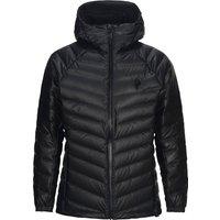 Peak Performance Frost Dry Down Hood Jacket black