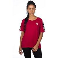 Kappa Daria T-Shirt rio red