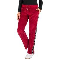 Kappa Diana Jogging Pants rio red