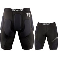 Body Glove Power Pro Protector Shorts silver