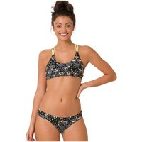 Bademode - Animal Erin Bikini Set black  - Onlineshop Blue Tomato