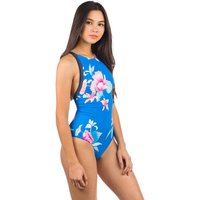 Bademode - Rip Curl Infusion Flower Swimsuit brilliant blue  - Onlineshop Blue Tomato