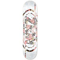 """Real Zion Perennial Oval 8.06"""" Skate Deck uni"""