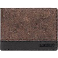 Quiksilver Mini Wallet braun