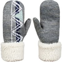 Handschuhe - Roxy Lizzie Mitten Gloves heather grey  - Onlineshop Blue Tomato