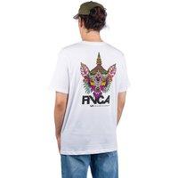 RVCA Screaming Bat T-Shirt white