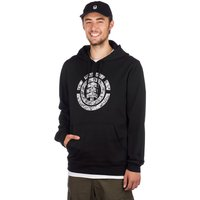 Element Multi Icon Hoodie flint black