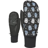 Handschuhe - Level Bliss Coral Mittens pk black  - Onlineshop Blue Tomato
