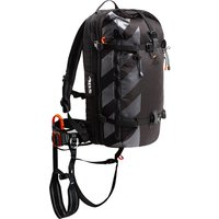 ABS S.Cape Base Unit + Zipon 10-14L Backpack storm black