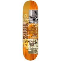 """Real Zion Postcards from Mark 8.5"""" Skateboard Deck uni"""