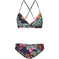 Bademode - O'Neill Baay Maoi Mix Bikini Set purple  - Onlineshop Blue Tomato