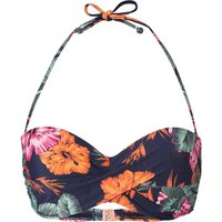Bademode - O'Neill Sol Mix C Cup Bikini Top purple  - Onlineshop Blue Tomato
