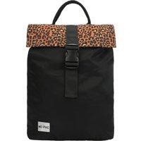 Mi-Pac SP Nylon Leopard Pack Backpack schwarz