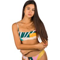 Bademode - Rip Curl Into The Abyss Bandeau Bikini Top multico  - Onlineshop Blue Tomato