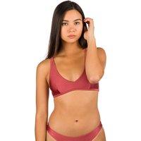 Bademode - Rip Curl Mirage Essentials Revo Halter Bikini Top canyon rose  - Onlineshop Blue Tomato