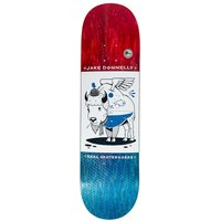 """Real X Jeremy Fish Donnely 8.25"""" Skateboard Deck uni"""