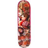 "Real Op Art Brocket 8.5"" Skateboard Deck uni"