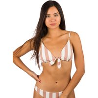 Bademode - Billabong Shady Sands Tri Bikini Top khaki sand  - Onlineshop Blue Tomato