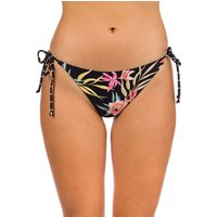 Bademode - Billabong Find A Way Rev Tropi Bikini Bottom black pebble  - Onlineshop Blue Tomato