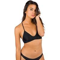 Bademode - Hurley Adjustable Bikini Top black  - Onlineshop Blue Tomato