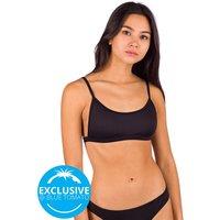 Bademode - Damsel Flat Rib Bikini Top black  - Onlineshop Blue Tomato
