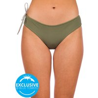 Bademode - Zealous Matahari Surf Bottom Bikini Bottom light grey gloss  - Onlineshop Blue Tomato