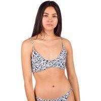 Bademode - Volcom Bloom Generation Scoop Bikini Top coastal blue  - Onlineshop Blue Tomato
